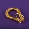 402 Feedback Loop Standard - Kupfer 24 Karat vergoldet